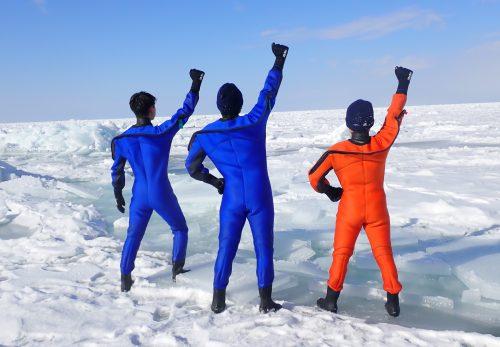 【開催期間延長!】流氷ウォーキング360°  3月31日まで!